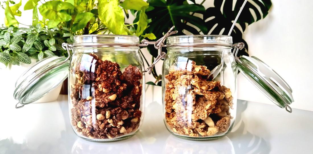 Duo Penotti granola